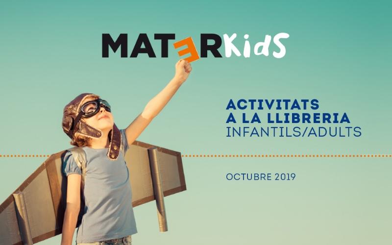 Activitats infantils a Octubre